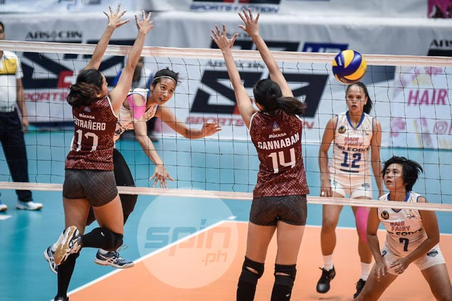 Air Force vents ire on winless UP Lady Maroons to get back on win track in PVL Open