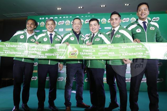 41st National Milo Marathon fires off in Urdaneta, finale set in Cebu