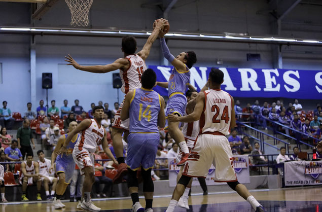 Marinerong Pilipino stuns Racal by overhauling 10-point deficit in final three minutes