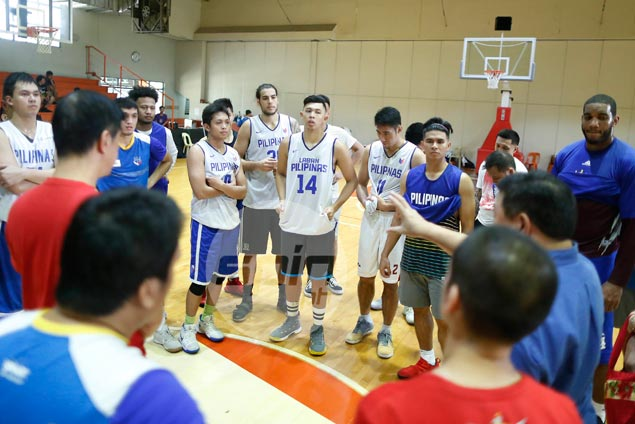 Gilas Pilipinas set for early face-off with rival Thailand, host Malaysia in SEA Games