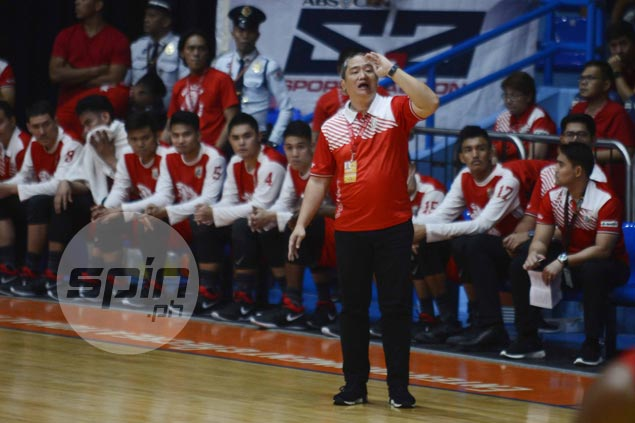 Boyet Fernandez hopes loss to Pirates fires up Red Lions to regain defensive teeth