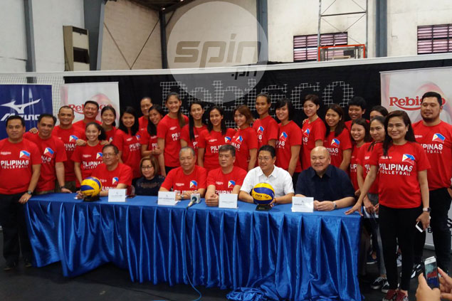 Twice-a-day, three-hour training set to help speed up PH women's volley team's progress in Japan