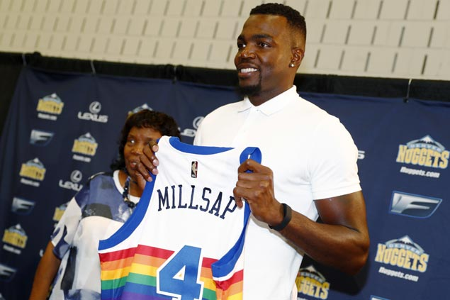 Nuggets confident Paul Millsap-Nikola Jokic duo could be the 'best playmaking frontcourt in the NBA'