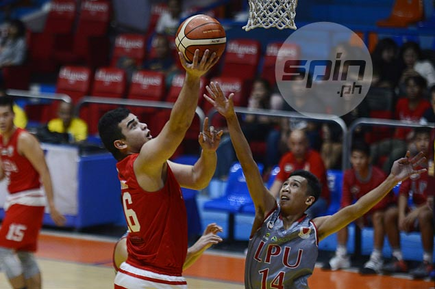 San Beda Red Cubs turn back LPU Junior Pirates for second straight win to start Season 93
