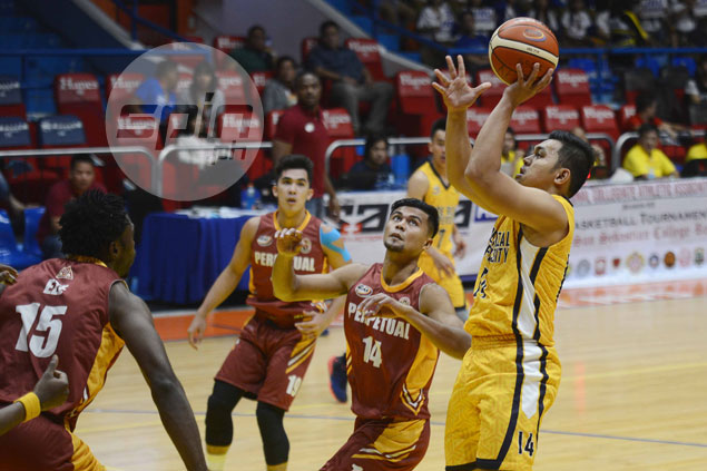 Teytey Teodoro leads late charge as JRU foils Perpetual to bounce back after season opening loss