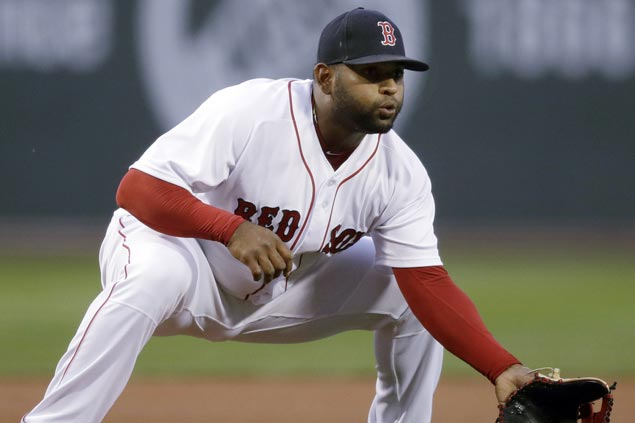 Panda-mania over in Boston as Red Sox designate Pablo Sandoval for assignment