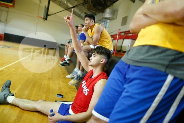 Chot Reyes says Kobe Paras minutes will rise gradually as he eases teen into Gilas system