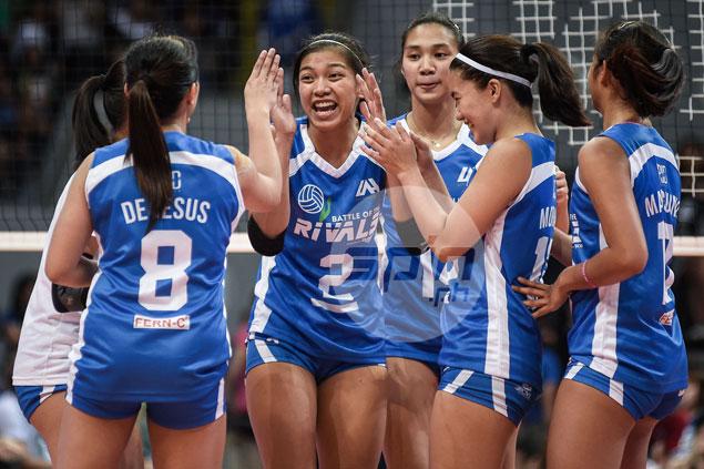 Alyssa Valdez savors fun moments as Ateneo rekindled rivalry with La Salle in charity event