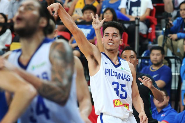 Lassiter still 'ideal shooter internationally' in Reyes' book, but Wright staking own claim