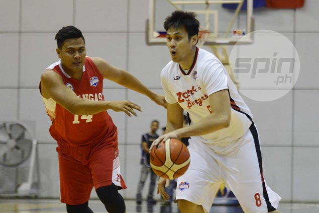 Zark's Burger unfazed by record blowouts, intends to stay in D-League next season