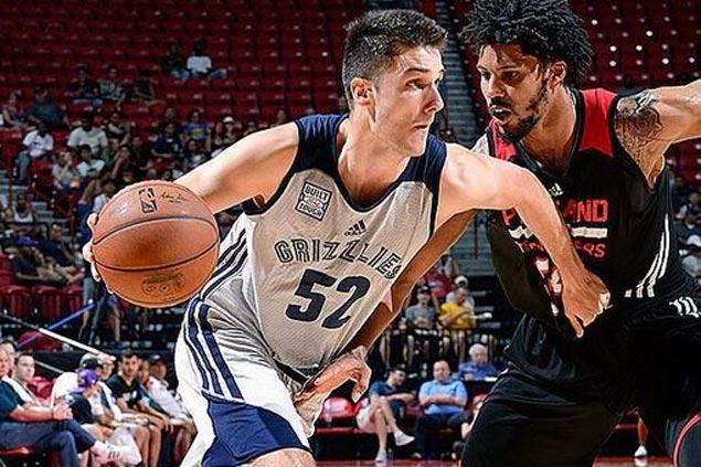 Memphis Grizzlies sign young Serbian star forward Rade Zagorac