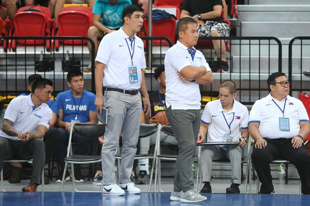 As he takes on Gilas coaching job in SEA Games, Uichico aware it's gold or bust in KL