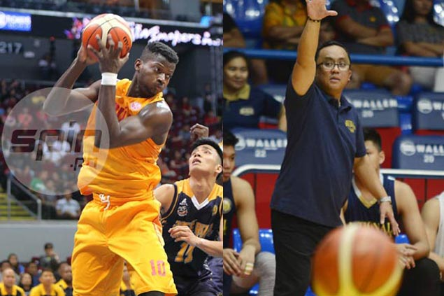 NU coach Jamike Jarin on reports of Allwell Oraeme joining Bulldogs: 'Hindi totoo'