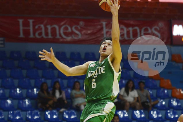 LSGH Greenies pull away late to turn back Lyceum Junior Pirates in NCAA Juniors