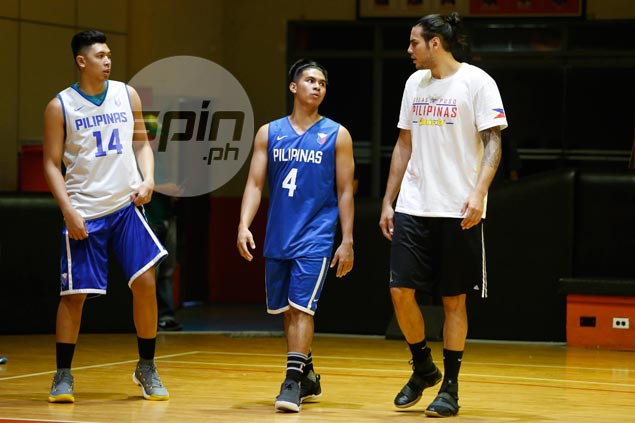 Kiefer Ravena looks at Alapag, Cabagnot as benchmarks in shift to point guard spot