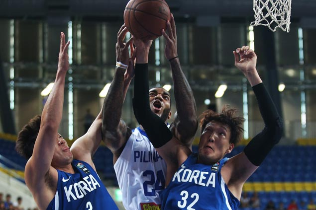 Gilas Pilipinas fires blanks against South Korea, kisses Jones Cup title bid goodbye