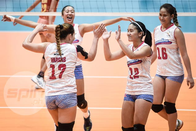Creamline guards against complacency vs upset-hungry UP in bid to tighten grip on PVL lead