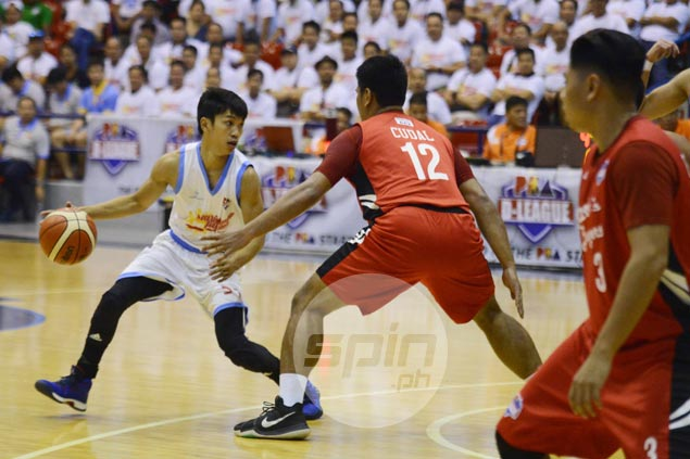 From AMA to Marinerong Pilipino, Renzo Subido vows to make the most of second chance