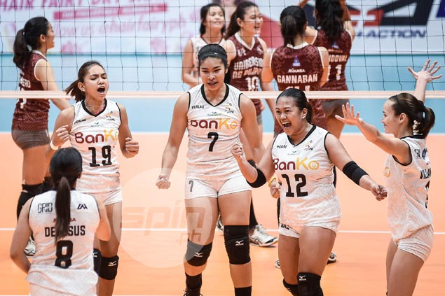 Nicole Tiamzon credits familiarity with UP in leading BanKo-Perlas to crucial win in PVL Open