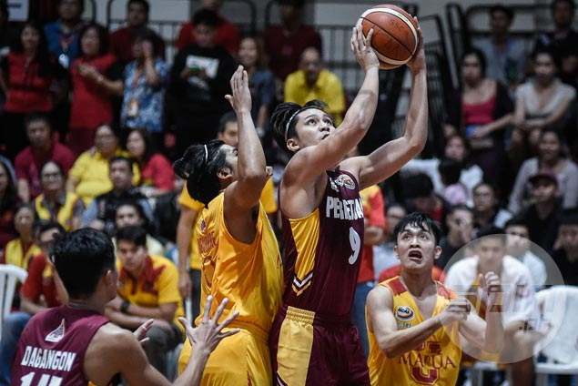 Perpetual Help scores first win in NCAA Season 93 at expense of Mapua