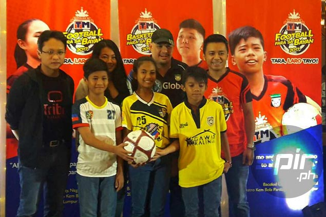 Grassroots sports advocates set to hold training camp for kids in Sulu, Basilan