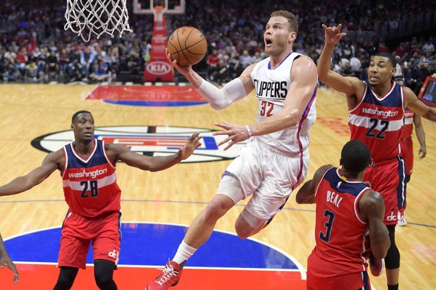 No hard feelings for Blake Griffin after Chris Paul exit, says staying with Clippers a 'no-brainer'