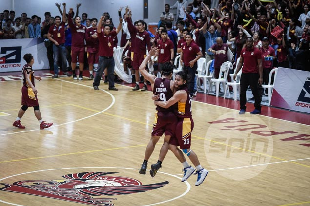 AJ Coronel motivated to win on enemy's territory in desire to lift hard-luck Altas' morale