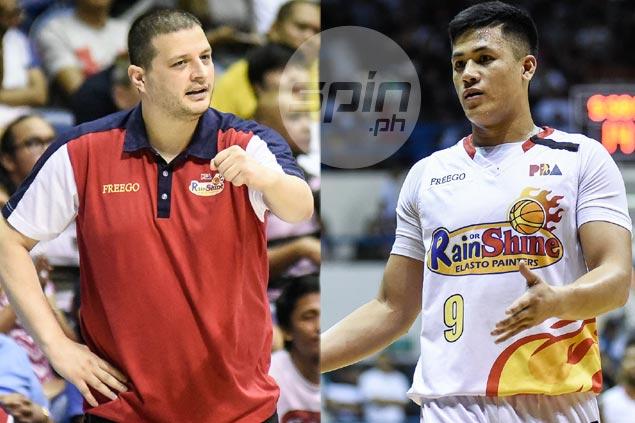 Caloy Garcia says Jericho Cruz staying put despite trade rumors as ROS starts Govs Cup bid vs GlobalPort