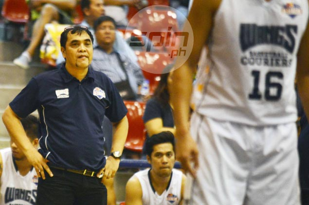 Wangs coach keeping fingers crossed as Couriers' playoff hopes now rest on other teams