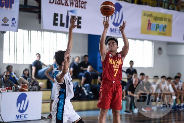 Mapua gunner Romuel Junsay gains interest from rival schools after failing to make Red Robins roster