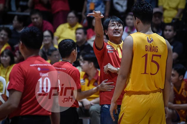 Atoy Co proud of Mapua's gleaming venue and big fighting heart despite loss to Perpetual Help