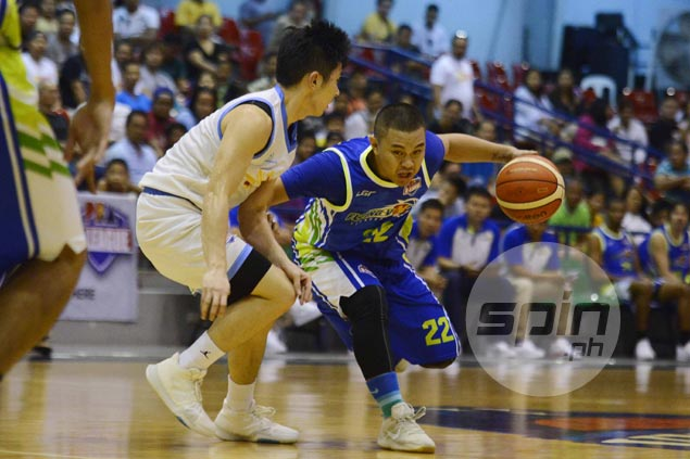 Eric Salamat eyes PBA comeback, savors chance to show wares to scouts in D-League semis
