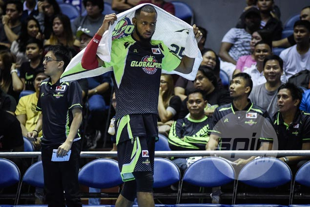 Jabril Trawick's first game also his last as GlobalPort set to field replacement import