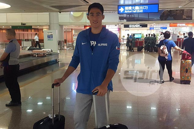 Chot Reyes still waiting for fit-again Mac Belo to stake his claim to Fiba Asia Cup spot