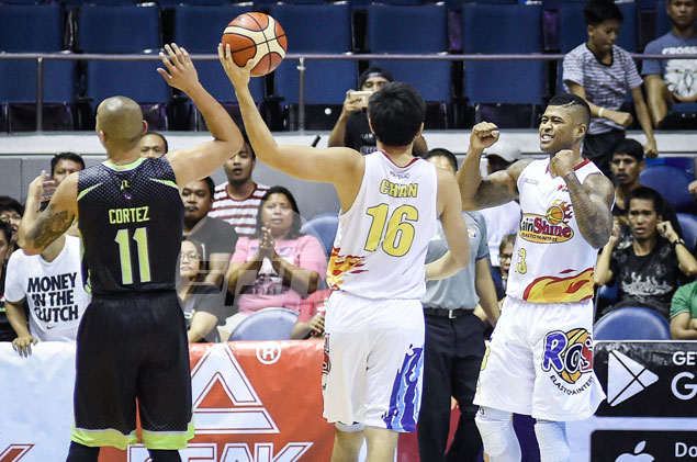 Rain or Shine overcomes late wobble to scrape past GlobalPort in thrilling Governors Cup opener