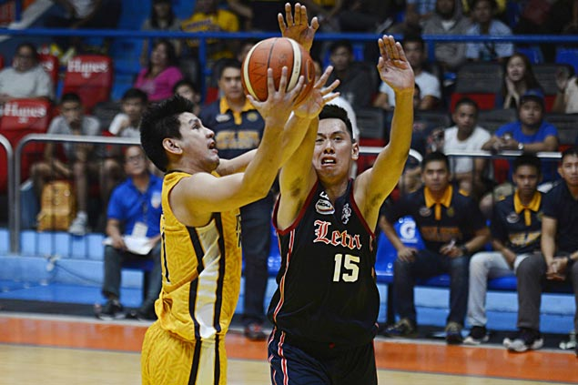 Tough love from coach Vergel Meneses paying off well for upcoming JRU gunner Jed Mendoza