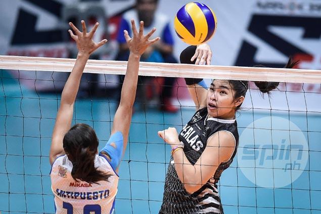 Kathy Bersola deflects credit to teammates behind career game in Perlas stunning comeback