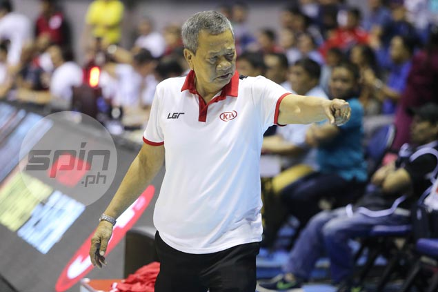 Kia coaching experiment continues as consultant Joe Lipa takes more active role in match vs NLEX