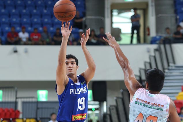 Gilas puts together best offensive performance yet in Jones Cup hammering of India