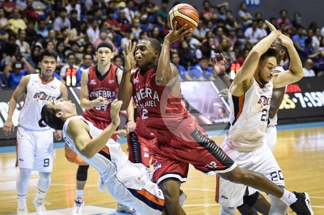 Justin Brownlee on Allen Durham having last laugh in rematch: 'Now it feels like I'm the one being haunted'