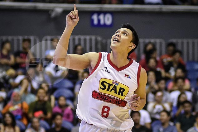 PJ Simon flashes vintage form as Star starts Governors' Cup bid with rout of Blackwater