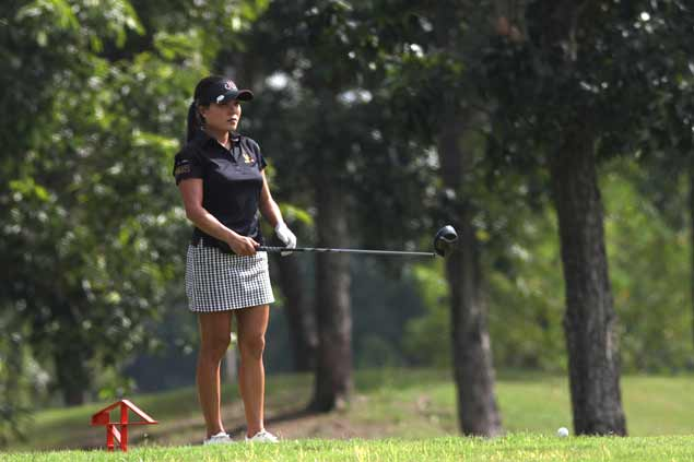 Thailand's Saruttaya Ngam-usawan heads foreign players in LPGT event at Riviera
