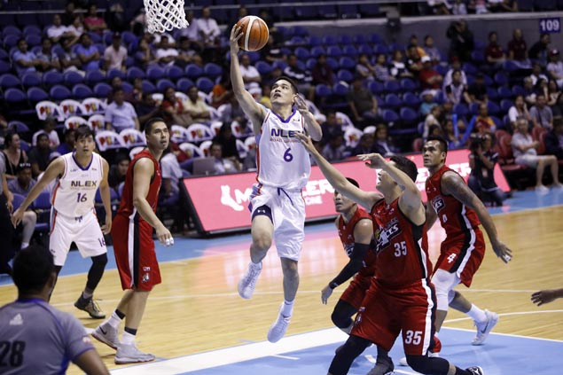 Road Warriors star guard Kevin Alas earns first Player of the Week citation in Governors Cup