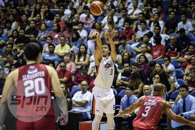 Allen Durham raves about Baser Amer's progress from Alapag back-up to true Bolts floor leader