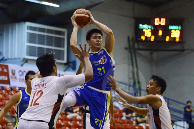 Thunder one win away from elims sweep after rout of Mac Cardona-led Jawbreakers