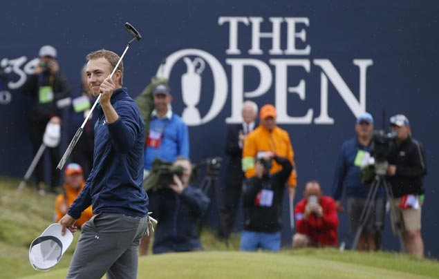 Jordan Spieth says comparisons to golf greats neither appropriate nor necessary
