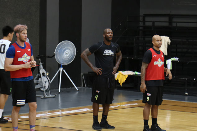 GlobalPort import Murphy Holloway out to prove he's 'better than Draymond Green'