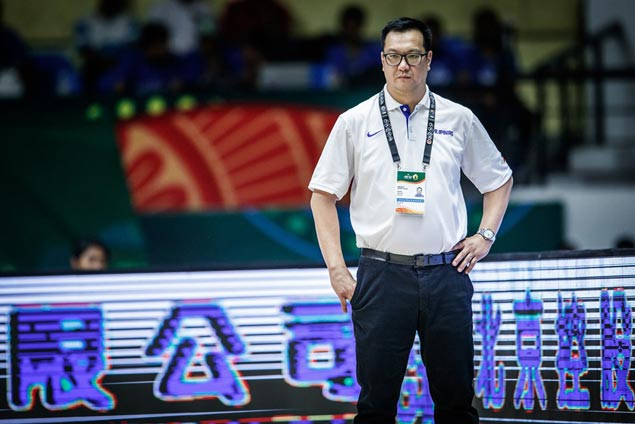 Coach Pat Aquino feels Fiba Asia Women's Cup stint toughened up Perlas Pilipinas for SEAG