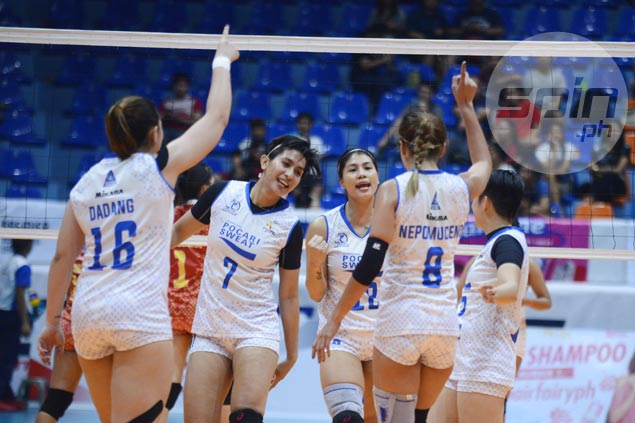 Pocari, Air Force clash for semis spot as BaliPure battles Adamson to stay alive in PVL playoff race