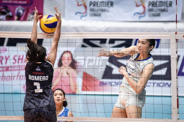 Balipure keeps PVL semifinal hopes alive with four-set win over also-ran Adamson